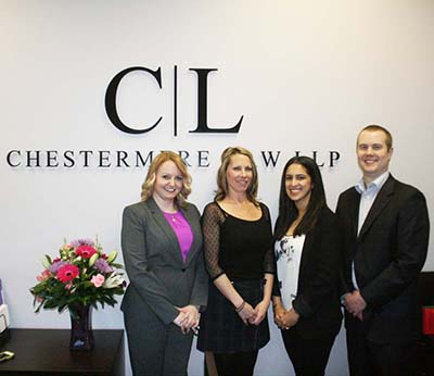 Chestermere Law LLP excited and ready to serve the community